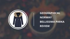 Geographical Norway Bellissima Women's Winter Parka - Review
