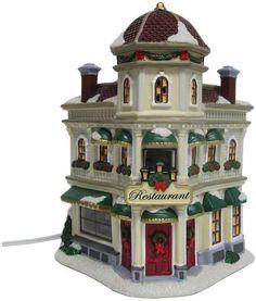 St. Nicholas Square® Village Restaurant