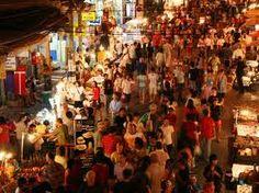 Chang Mai, Thailand, Night Market