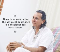 """The body the mind and the world as any experience appear in this Consciousness and they are not separate from It. There is no separation.The only real substance is Consciousness. It is the mind that has created the illusion of """"someone"""" present now here with an own life private personal. It is the mind that has turned this story into something of an entity """"real"""" """"present"""" but it is just a story not an entity present. Marcos Gualberto  """"Não há nenhuma separação. A única substância real é a…"""