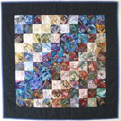 I dropped the button box crazy quilt samples