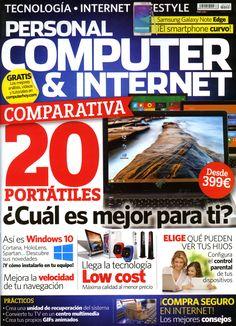 Personal computer & Internet.     Nº 148, febrero, 2015.