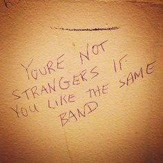 Very true, we're all family :) Music Love, Music Is Life, My Music, Papa Roach, Breaking Benjamin, Garth Brooks, Sara Bareilles, Music Quotes, Music Lyrics