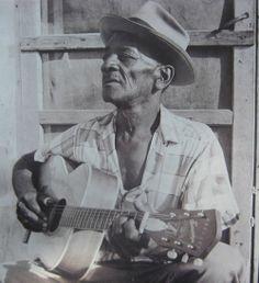 Mance Lipscomb (1895-1976), Navasota, Texas bluesman