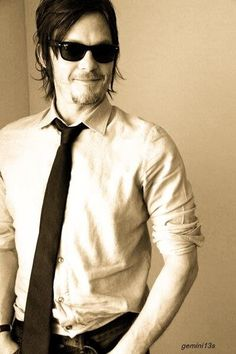#Norman #Reedus just being gorgeous, as usual...!
