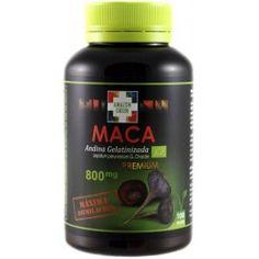 MACA ANDINA 800 MG GELATINIZADA 100 CAPSULAS AMAZON GREEN