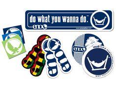 Eno stickers