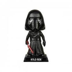 Figura Star Wars Bobble Head Kylo Ren - Funko.