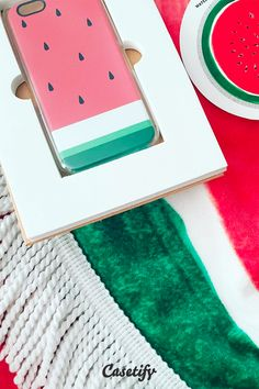 Click through to see more iPhone 6/6S #Protective case designs by Yara M >>> https://www.casetify.com/yara.mowafy/collection #phonecase #watermelon | @casetify