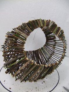Mossy twig handbag.