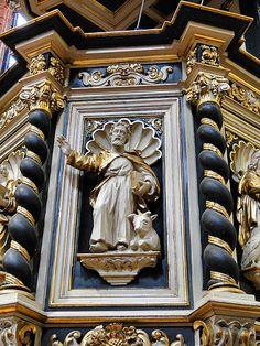 Kościół Mariacki w Stargardzie Szczecińskim Marienstiftskirche Stargard