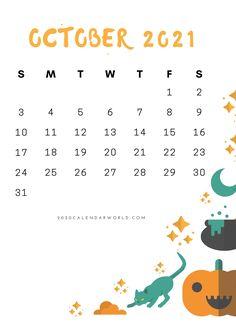 Printable 2021 October calendar #OctoberCalendar #October2021Calendar #Calendar #2021Calendar #OctoberWallpaper #FloralCalendar #OctoberFloral #Holidays October Calendar Printable, Holiday Calendar, 2021 Calendar, October Wallpaper, Calendar Wallpaper, February Month, India Holidays, Floral Printables, Just Do It