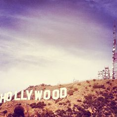 Have you hiked up in the #Hollywood Hills to this iconic sign? www.visitcalifornia.com