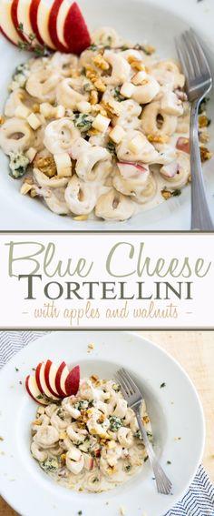 Blue Cheese Tortellini | eviltwin.kitchen