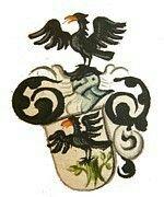 Familienwappen Stauffacher / Stauffacher Family Coat of Arms