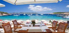 Cala Bassa Beachclub - wunderschöne Bucht, tolles Restaurant, supernette Beachboys, Top Musik von DJ Zappi