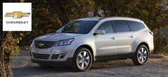 Cool..... Full lineup of large 2015 Chevy SUVs now for sale http://photos.prnewswire.com/prnc/20140826/139833 NAPERVILLE, Ill., Aug. 27, 2014 /PRNewswire-iReach/ -- Chevrolet of Naperville has one of the most complete inventories of Chevy vehicles for sale in the Naperville area. This includes everything up to and including a full range of 2015 Chevy SUVs like... http://www.prnewswire.com/news-releases/full-lineup-of-large-2015-chevy-suvs-now-for-sale-272880441.html