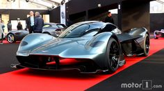 Photos Of The Long-Awaited Aston Martin AM-RB 001 The International Automobile Festival in Paris that took place last weekend hosted the awaited Aston Martin AM-RB 001 concept. The actual production version is a long-awaited car and is keeping everyone guessing. This event made it possible for everybody to see this astonishing car. The concept ...