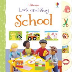 Look and Say School £2.99 (save  £2). Comment to order or email jane@quackquackbooks.co.uk