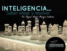 inteligencia saber elegir y resolver