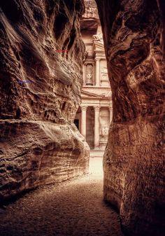 THE ACCOUNTS - #petrajordan Places Around The World, Around The Worlds, Magic Places, City Of Petra, Jordan Photos, Jordan Travel, Wadi Rum, Travel Images, World Heritage Sites