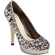 the silver from JCP (the pic clicking should take you to the first page of shoes)