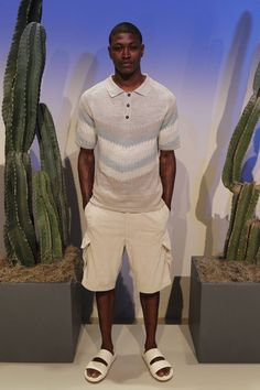 Brett Johnson Spring-Summer 2017 - New York Fashion Week Men's