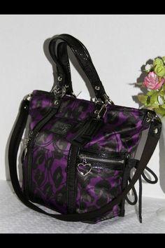 Leopard coach purse love!