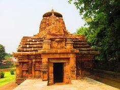 Indian Columbus: Siddhesvara Temple - Bhubaneswar