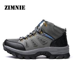 Shoes New Fashion Men Winter Shoes Solid Color Snow Boots Plush Father Antiskid Bottom Keep Warm Waterproof Ski Boots Size 35-48 To Have A Unique National Style Men's Boots