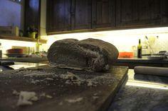 Homemade bread by Anna of Rossodisera B&B Domegge di Cadore BL