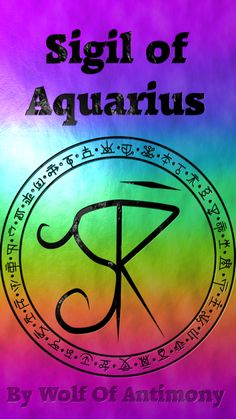Sigil of Aquarius
