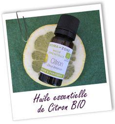 Huile essentielle Citron BIO Aroma-Zone