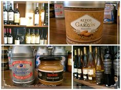 Quer comprar vinhos, azeites e doce de leite uruguaios? Nós sabemos onde ir! Vodka Bottle, Drinks, Uruguay, Dulce De Leche, Wine Pairings, Getting To Know, Sweets, Almonds, Beverages