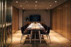 ravintola bronda - Timberwise Oak Herringbone floor Cafe Bar, Cafe Restaurant, Lobby Bar, Bar Lounge, Wine Cellar, Contemporary, Modern, Flooring, Traditional