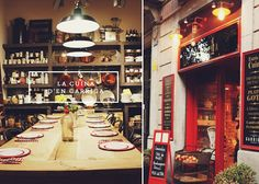 La cuina d'en garriga restaurante y tienda gourmet Barcelona