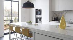 Contemporary Georgian Kitchen | Newcastle Design Interiors