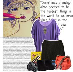"""I like it like that! Hey windows down, chillin' with the radio on ♪"" by being-the-way-you-are-is-enough ❤ liked on Polyvore"