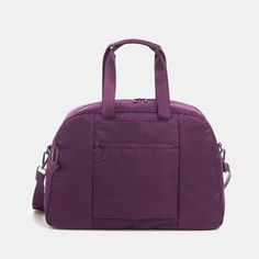 WIHVE Gym Duffel Bag Green Cactus Sports Lightweight Canvas Travel Luggage Bag