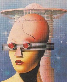 UFO: modernist UFO