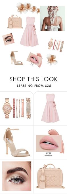 """""""Untitled #16"""" by eldina12 ❤ liked on Polyvore featuring Vivani, Kaliko, Dune, Avon and Chanel"""