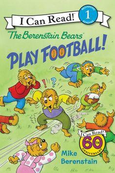 Berenstain Bears Play Football!, The