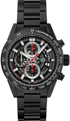 Tag Heuer CAR2090BH0729 Carrera automatic ceramic watch