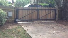 Driveway Gate, Fence, Single Swing, Security Screen, Outdoor Furniture, Outdoor Decor, Solar, Shed, Outdoor Structures