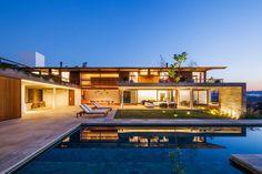Luxus pur: Diese gigantische Villa in São Paulo dient tatsächlich nur als Wochenendhaus. Schaut euch die beeindruckenden Bilder an.