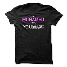 Its A MOHAMED Thing - #hoodies for teens #hoodies/sweatshirts