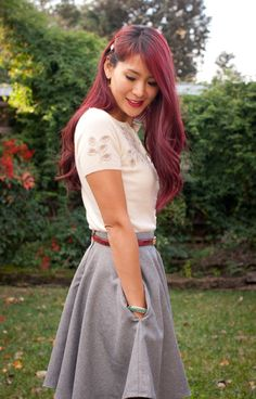 Spellbound Skirts | the stylish geek