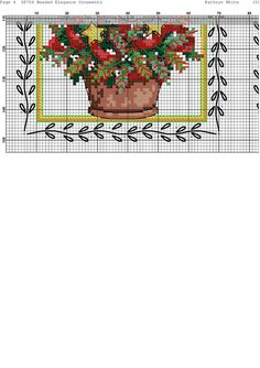 Cross stitch *♥* Kreuzstich Kreuzstich 4