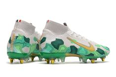 Nike Mercurial Superfly Walking Barefoot, Lace Socks, Superfly, High Level, High Cut, Cleats, Studs, Pairs, Nike
