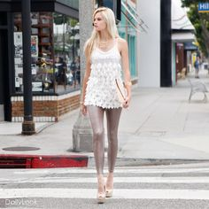 Check out Graceful Gazelle Look by Better Be, Zinga, and Glaze at DailyLook
